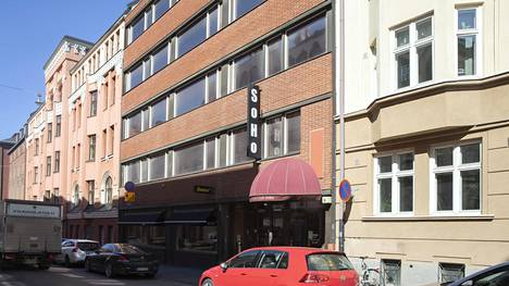 Alvar Aallon suunnittelema Insinööritalo sijaitsee Helsingin Punavuoressa osoitteessa Ratakatu 9.