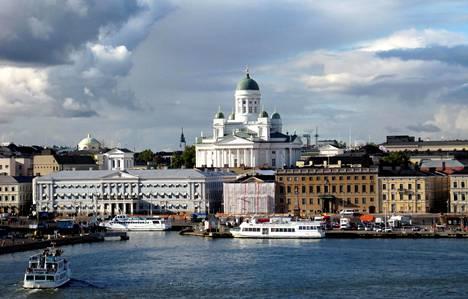 Suomen sisäinen muuttoliike Helsinkiin on ollut tänä vuonna selvästi aiempaa vähäisempää.