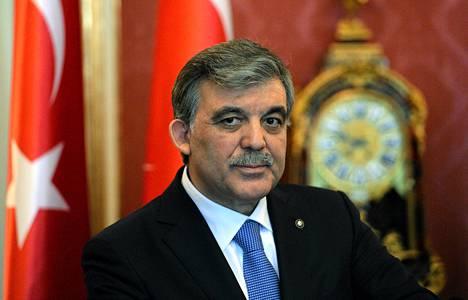 Abdullah Gül.