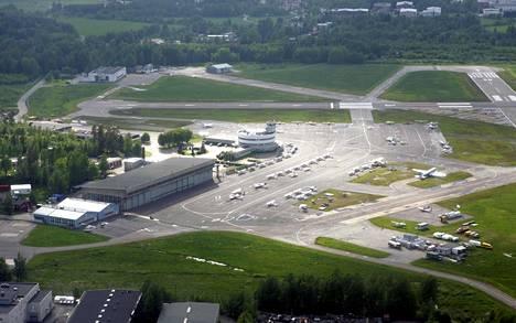 Uudessa yleiskaavaehdotuksessa suunnitellaan Malmin lentokentän muuttamista asuinalueeksi.