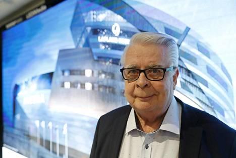 IIHF:n varapuheenjohtaja Kalervo Kummola ei kommentoi ennakkoon Valko-Venäjän kisaisännyyttä.