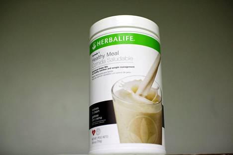 Herbalifen jälleenmyyjät myyvät painonhallinta-, hyvinvointi- ja urheiluravitsemustuotteita.