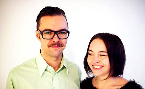 Ville Hara ja Anu Puustinen