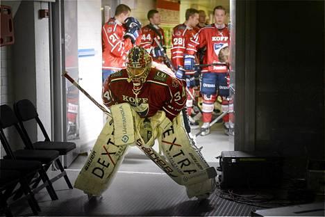 Ville Husson ja muut HIFK-pelaajat voi nähdä viiksien avulla ilmaiseksi.