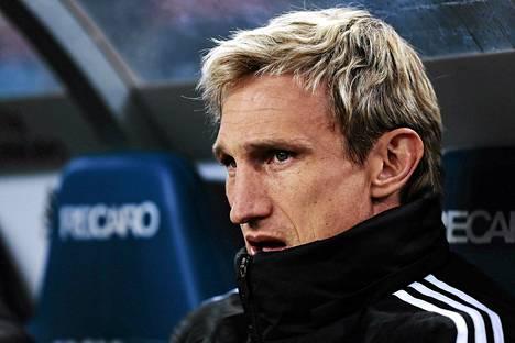 Sami Hyypiää ei nähdä elokuussa Olympiastadionilla Leverkusenin valmentajana.