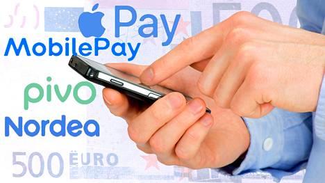 Mobiilimaksaminen on kasvanut voimakkaasti viime aikoina, ja erilaisia maksusovelluksia on runsaasti.