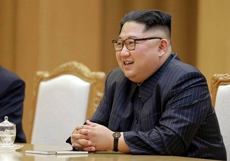 Pohjois-Korean johtaja Kim Jong-un lentää Singaporeen tänään lauantaina.