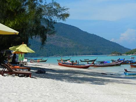 Thaimaahan ja vaikkapa Koh Lipen rannoille voi nyt hakea puoli vuotta voimassa olevaa viisumia.