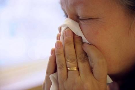 Jatkuva Flunssa