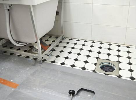 Osakkaalle jää vastuu kylpyhuoneen remontista.