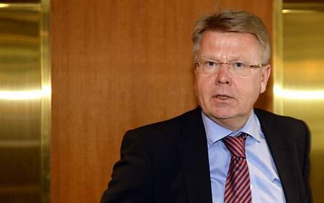 Jyri Häkämies toimii nykyään Elinkeinoelämän keskusliitto EK:n toimitusjohtajana.