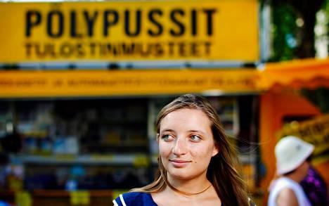 """Любимым финским словом итальянки Вирджинии Черки является слово """"illalla"""", что отражает в ее восприятии всю мягкость языка. А вот самым сложным является склонение существительных."""