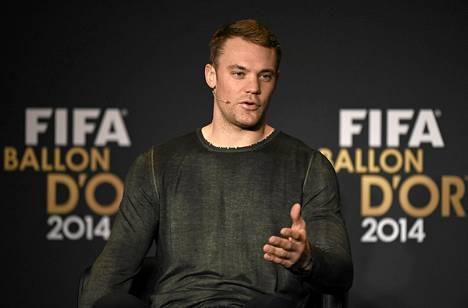 Mixu Paatelainen tuki Manuel Neueria maailman parhaaksi.