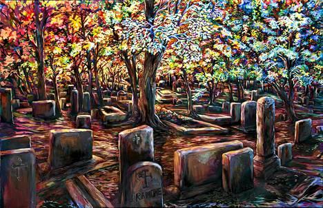 Ilkka Luttinen: Graveyard 1.