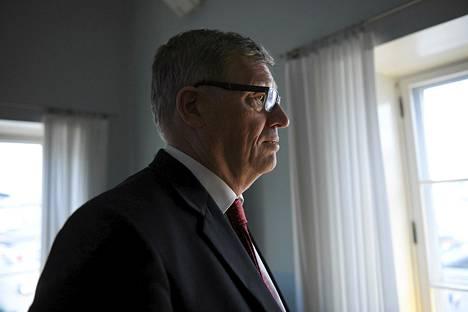 Helsingin entinen apulaiskaupunginjohtaja Hannu Penttilä nousi vuodenvaihteessa vahvasti esiin Espoon teknisen toimen johtajakisassa.