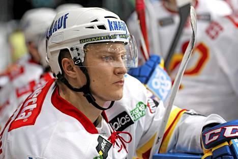 Teemu Pulkkinen pelasi viime kaudella Jokereissa.