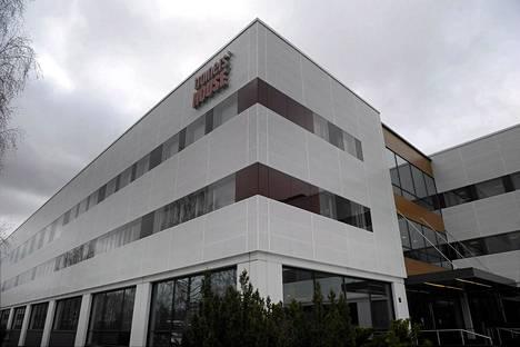 Trainers Housen toimitilat Espoossa.