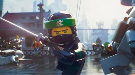 Lego-elokuvien menestys jatkuu.