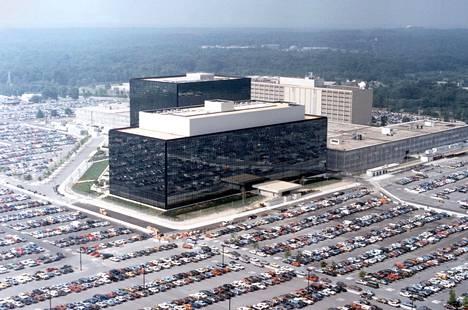 Yhdysvaltain kansallisen turvallisuusviraston NSA:n päämaja sijaitsee Marylandin Fort Meadessa.