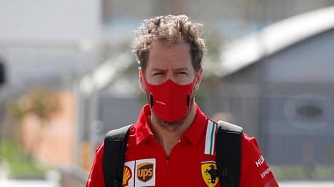 Ferrarilta Aston Martinille siirtynyt Sebastian Vettel on aloittamassa neljännentoista kautensa F1-sarjassa.