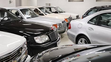 Suomessa myydään vuodessa noin 600 000 käytettyä autoa.
