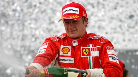 Vuoden 2007 São Paulon F1-osakilpailu päättyi mestaruusjuhliin, jotka jatkuivat varhaiseen aamuun asti.