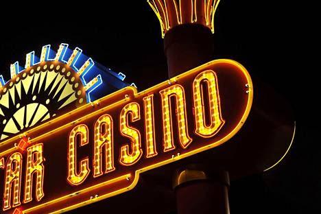Ameristar-kasino Vicksburgin kaupungissa Mississippin osavaltiossa.