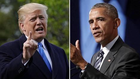 The Guardianin mukaan Yhdysvaltojen presidentti Donald Trumpin avustajat pyrkivät tekemään paljastuksia entisen presidentin Barack Obaman avustajiin liittyvistä seikoista.
