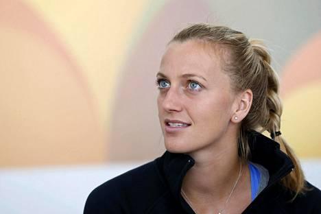 Petra Kvitova saa odottaa paluuta tenniskentille kesään saakka.