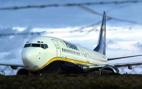 Halpalentoyhtiö Ryanair on käyttänyt Suomessa muun muassa Tampere-Pirkkalan ja Lappeenrannan lentokenttiä.