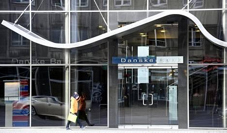 Danske Bankin konttori Tallinnassa.