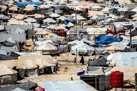Al-Holin leiri sijaitsee Koillis-Syyriassa.