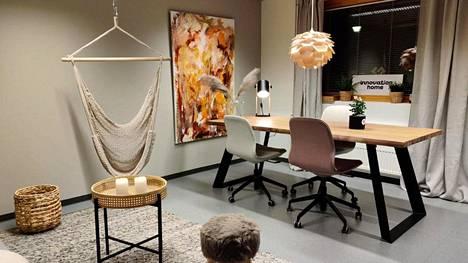 Viime syksynä Innovation Home avasi uuden etätyötilan Levin keskustaan.