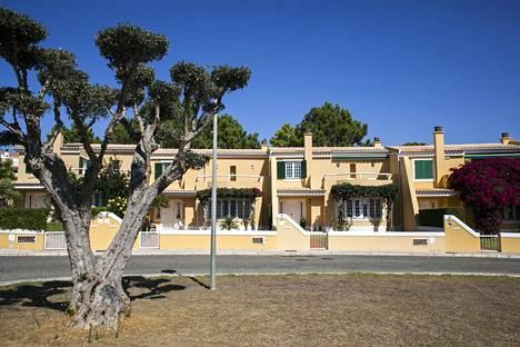 Vuorineuvos Kim Granin uusi koti on Cascais-nimisessä vanhassa kalastajakylässä nelisenkymmentä kilometriä Lissabonista länteen.