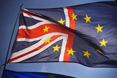 Britannian on määrä jättää Euroopan unioni 29. maaliskuuta 2019.