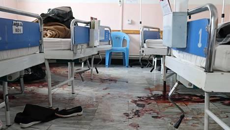 11 äitiä kuoli ja kaksi vastasyntynyttä vauvaa haavoittui, kun Isis-K hyökkäsi synnytyssairaalaan Kabulissa toukokuun 12. päivä.