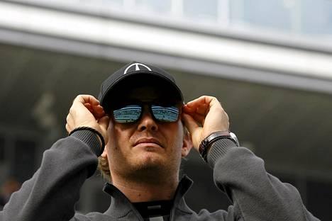 Nico Rosbergin MM-haaveet ovat enää äärimmäisen ohuet.