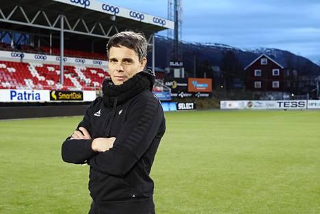 Valmentaja Simo Valakarin ura Tromsössä tuli päätökseen.