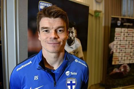 Albin Granlund nimettiin Suomen joukkueeseen.
