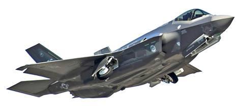 F-35 on kilpailutukseen osallistuvista hävittäjistä ainoa niin sanottu viidennen sukupolven häivehävittäjä.