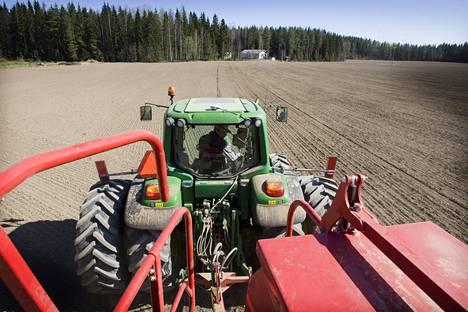 Kaikkein suurin Itämeren rehevöittäjä on maatalous.