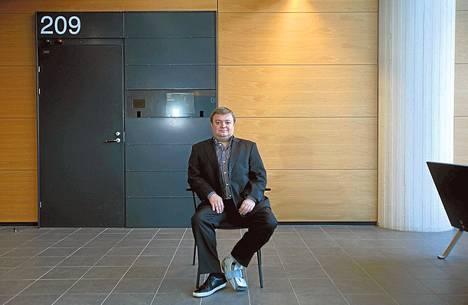 Kapellimestari Mikko Franckin harrastuksena on lukea netistä kaikki korkeimman oikeuden päätökset.