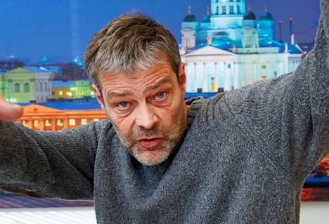 Roman Schatz ruotii kirjassaan muun muassa seksiä ja parisuhteita.