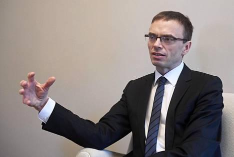 Viron ulkoministeri Sven Mikser