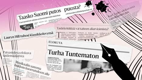 Helsingin Sanomien kielteiset kritiikit herättävät huomiota ja niiden herättämistä tunteista taiteilijoissa puhutaan julkisesti yhä useammin.