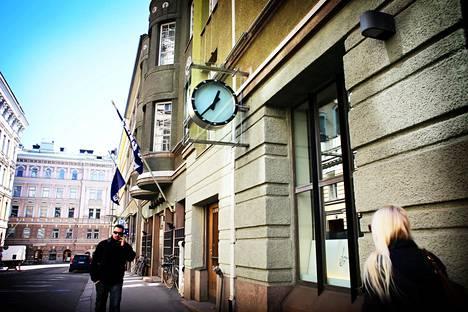 Helsingin Sanomien toimitus muutti Ludviginkadulta Sanomataloon vuonna 1999. Ludviginkadulle jäi Päivälehden museo.