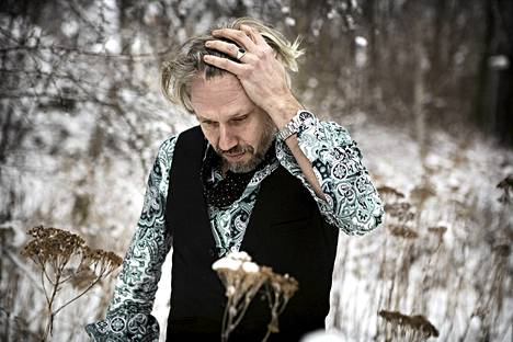 Ruotsalainen kirjailija Carl-Johan Vallgren