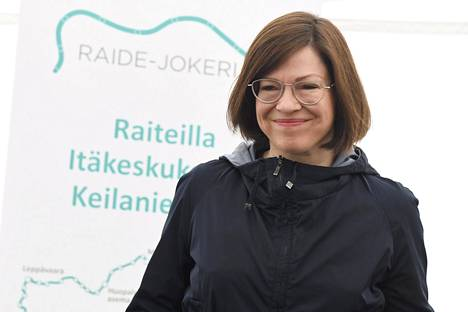 Deputy Mayor Anni Sinnemäki (Green) estimates that Helsinki has lagged behind in the development of pedestrian areas compared to European capitals.