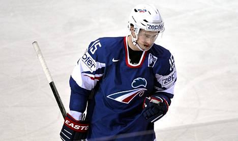 Ranskan maajoukkueessakin pelannut Tim Bozon on kuntoutumassa aivokalvontulehduksestaan.