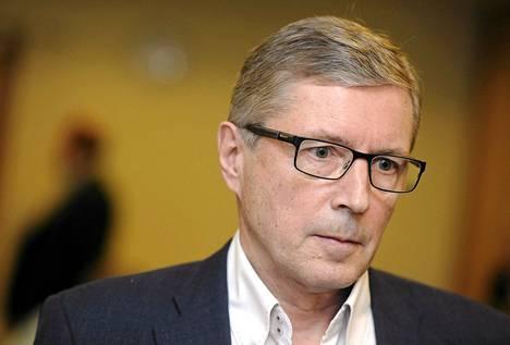 Markku Haapasalmi on Maastohiihto ry:n uusi puheenjohtaja.